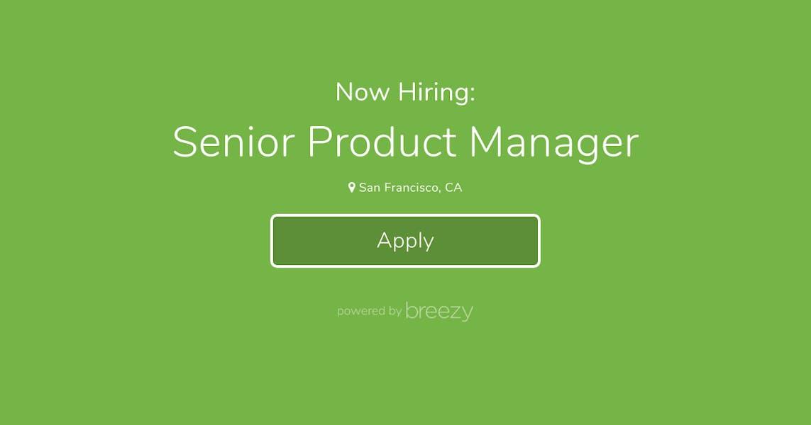 Senior Product Manager at Shipt