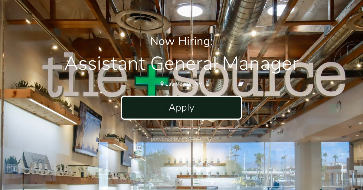 Assistant General Manager At Nevada Organic Remedies