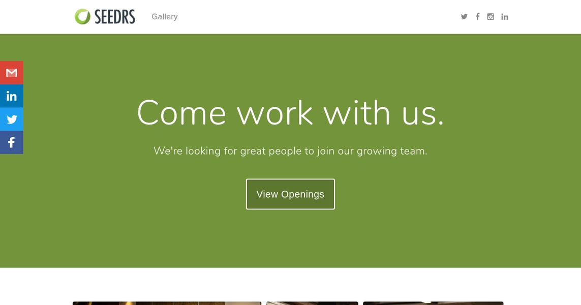 Software Engineer (Lisbon) at Seedrs