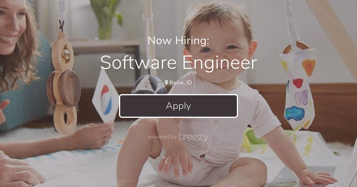 Software Engineer at Lovevery