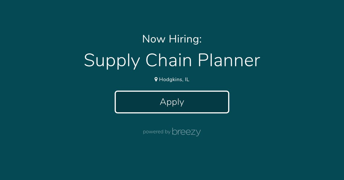 Image result for hiring Supply Chain Planner