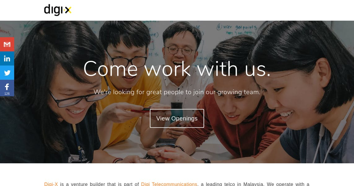 Freelance Mobile / Web Developer at Digi-X