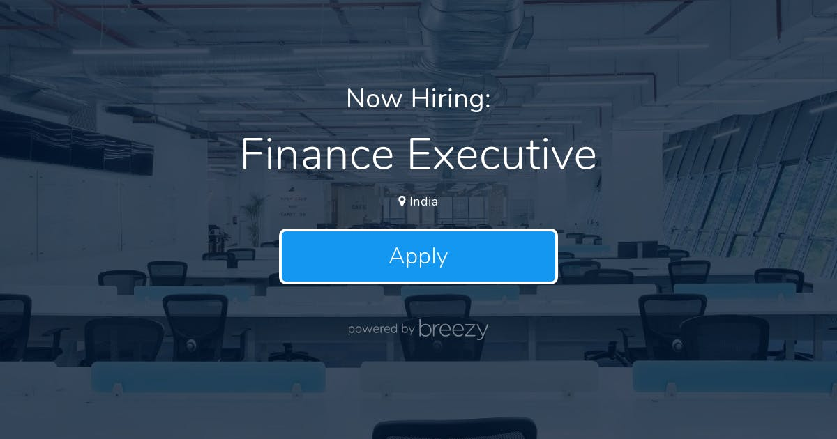 Image result for Finance Executive